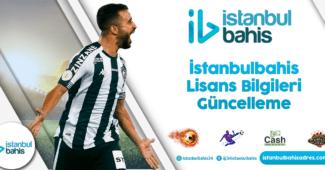 İstanbulbahis Lisans Bilgileri Güncelleme Bilgileri