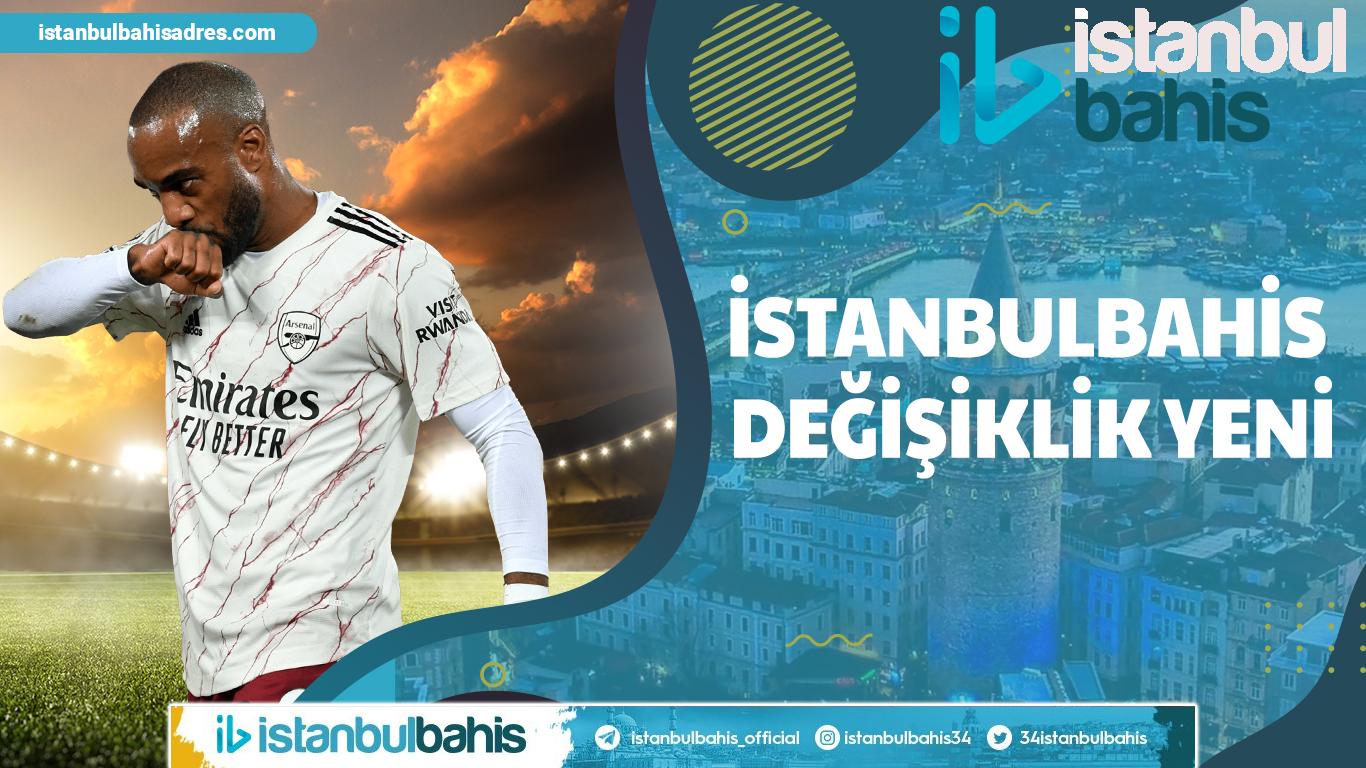 İstanbulbahis Değişiklik Yeni