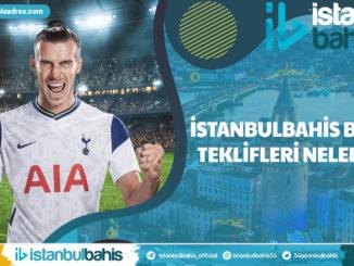 İstanbulbahis Bonus Teklifleri Nelerdir