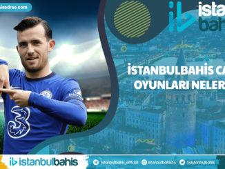 İstanbulbahis Casino Oyunları Nelerdir