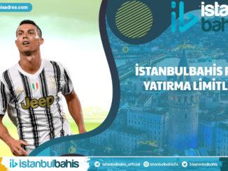 İstanbulbahis Para Yatırma Limitleri