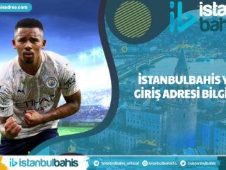 İstanbulbahis Yeni Giriş Adresi Bilgileri