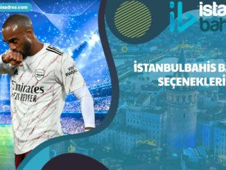 İstanbulbahis Bahis Seçenekleri