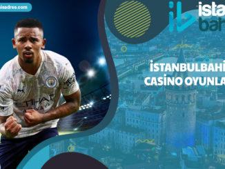 İstanbulbahis Casino Oyunları